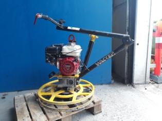 Wacker CT 24-4A, Brugt Kantglittemaskine